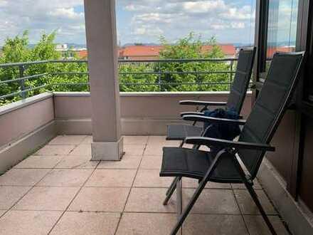 4-Zimmerwohnung in Denkendorf