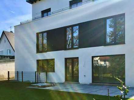 Neubau-Gartenwohnung in Waldperlach - provisionsfrei