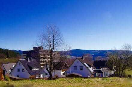 aussichtsreiches Grundstück in Hilchenbach