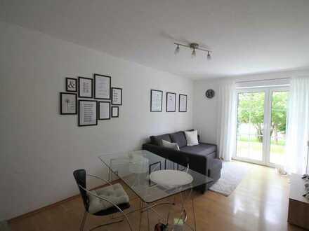 Gemütliche 2-Zimmerwohnung im Erdgeschoss
