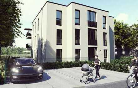 Exklusive Neubauwohnung mit Garten oder Balkon