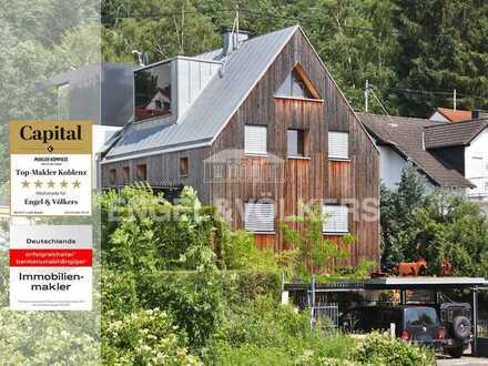 Bei Koblenz: Exklusives Designhaus in begehrter Lage