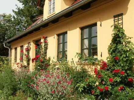 Romantisches Bauernhaus bei Frankfurt mit traumhaften Grundstück und Blick auf die Oder