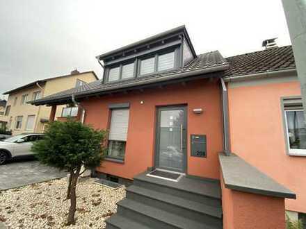 Schönes Haus in Mannheim, Käfertal zu vermieten.