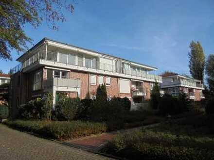 Charmante 3 Zimmerwohnung im Obergeschoss mit Lift, SW-Balkon, TG-Platz im Wohnpark Subtropia
