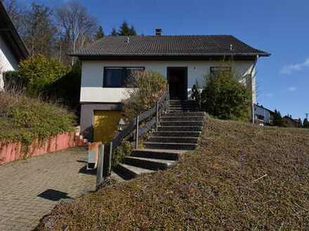 Gemütliches Wohnhaus in ruhiger Lage mit Garage, Terrasse und pflegeleichtem Garten Jünkerath
