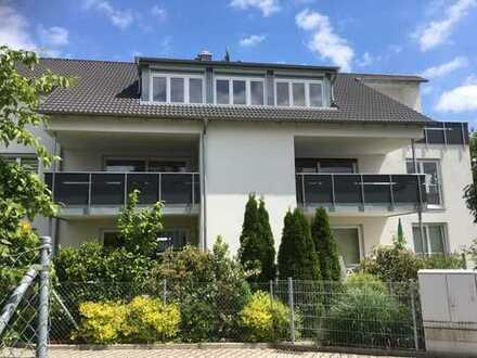 Barrierefreie 3- Zimmerwohnung mit großem Süd-Westbalkon