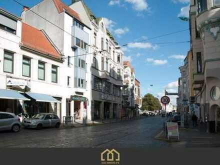 Viertel / Traumhafte, modernisierte Stadtwohnung mit Balkon in Bestlage