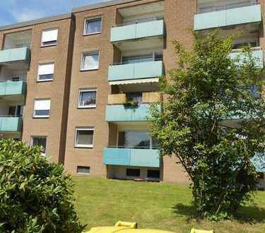 Obergeschosswohnung mit Balkon, Wohnberechtigungsschein erforderlich!!