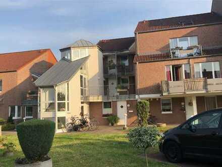 Erstbezug nach Sanierung mit Balkon: ansprechende 2-Zimmer-Wohnung in Münster