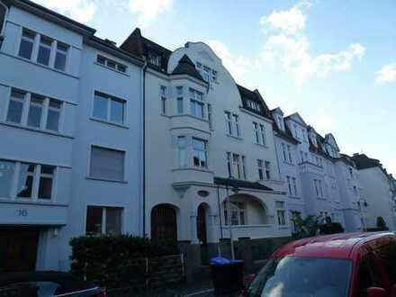 zentrale und sehr ruhige DG-Wohnung in Hamm-Mitte