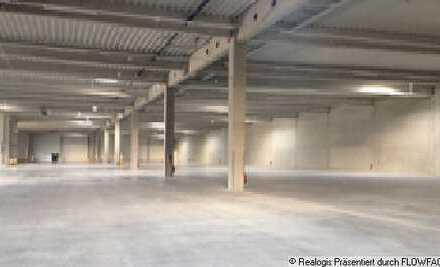 Gewerbeareal mit ca. 115.550 m² Grundstücksfläche u. einer ca. 5.000 m² großen Industrieliegenschaft