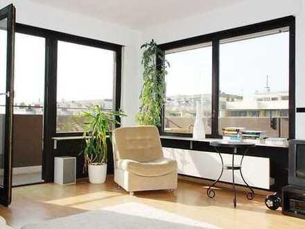 Schickes 2-Zimmer-Appartement in HD-Handschuhsheim mit Nord-/Westbalkon- TG-Platz inkl.