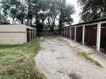 Eckgrundstück für Wohnbebauung in Anger-Crottendorf