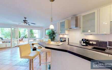 Möbliertes Apartment mit 2 Loggien und 2 PKW-Stellplätzen in Neukölln
