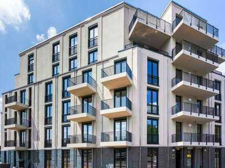 Hervorragend geschnittene 2-Zimmer-Wohnung mit Sonnenbalkon im zentralen Lichtenberg