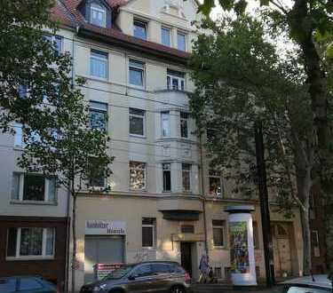 Nordstadt: Frisch sanierte, helle 1,5 Zimmer Wohnung