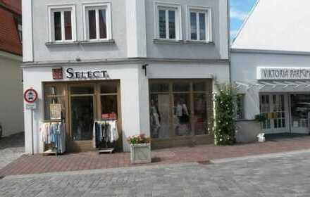 Ladenlokal in 1A Lage in Friedberg