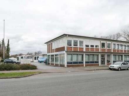 Zentral in Bielefeld! Gewerbeobjekt - Büro / Ausstellung / Schulung / Lager /Parkflächen -