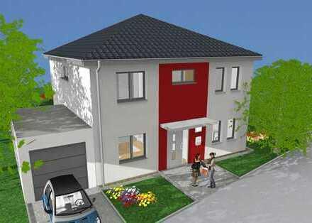 Individuelles Architektenhaus zum Bestpreis ! KfW 55 !