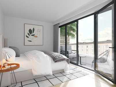 Schöne, helle und großügige 4 Zimmer im Staffelgeschoss mit großer Terrasse