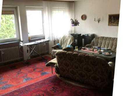 Schöne, zentral gelegene 2 ZKB-Wohnung im 2. OG eines Mehrfamilienhauses in Seckenheim
