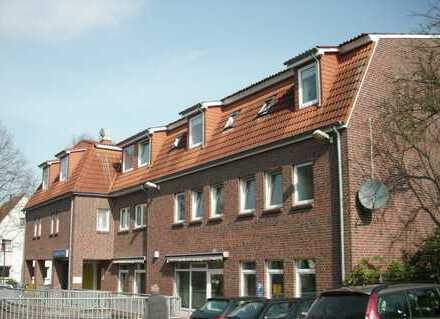 Zentral gelegene 4-Zimmer-Wohnung in Varel