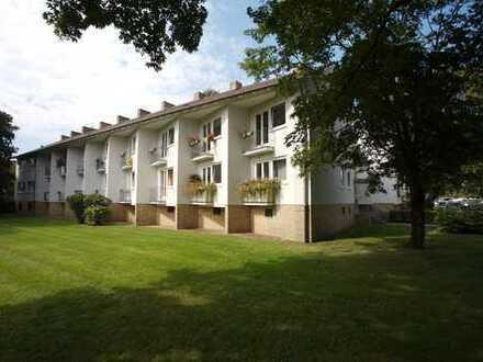 ** Frisch renoviert **1-Zimmer-Wohnung mit Einbauküche und Balkon