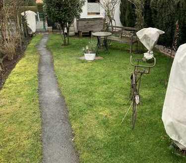 Schönes, geräumiges Haus mit 4-5 Zimmern, Garage,Garten in F- Zeilsheim