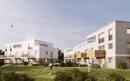 4-Zimmer-Erdgeschosswohnung mit Sonnenterrasse!