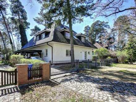Idyllisches Einfamilienhaus in Wildpark West Nähe Potsdam / Werder-Havel