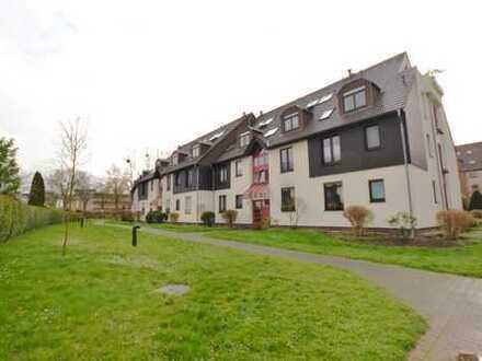 Gepflegte 2-Raum-Wohnung mit Balkon im bevorzugtem Wohnviertel von Bonn-Duisdorf