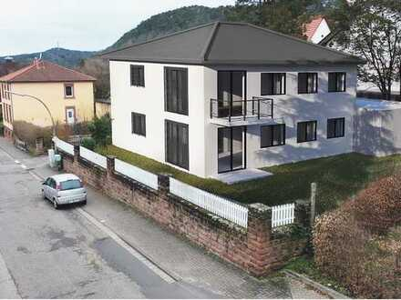 Neubau - Eigentumswohnung - Erdgeschoss - Seniorengerecht