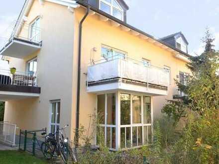 Charmante 2-Zimmer-Erdgeschosswohnung mit Garten in München-Hadern