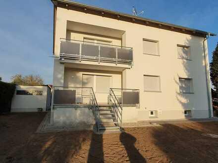 Modernisierte Wohnung mit dreieinhalb Zimmern mit Balkon in Nabburg
