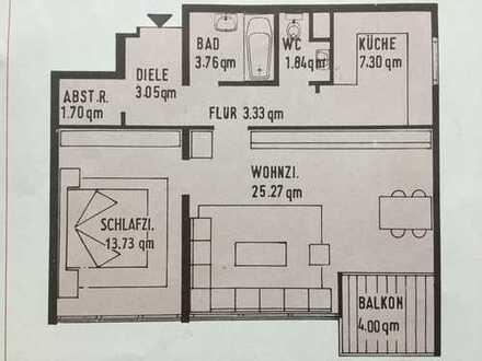 2 1/2 Zimmer-Wohnung in Sindelfingen-Maichingen zu vermieten!!