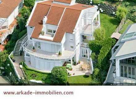 *** Exklusives Einfamilienhaus mit ELW in Traumlage ***