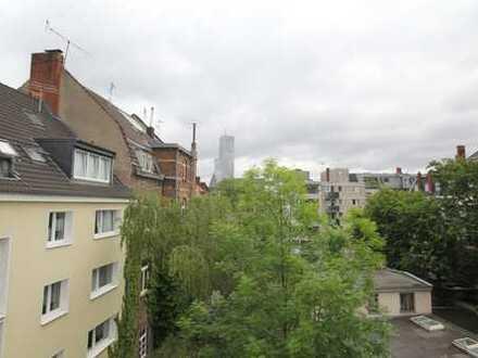 Köln City -hier schöne Dachgeschosswohnung gegenüber vom Stadtgarten - Herwarthstraße