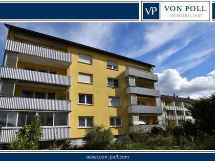Wohnen im Rügländer Viertel ! Attraktive 3-Zimmer-Wohnung in begehrter Lage