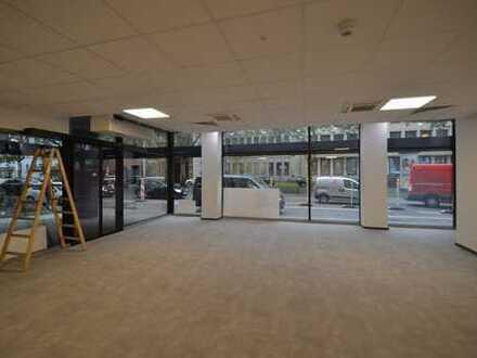 IHR Ladengeschäft - Büro, Fahrschule, Optiker, Showroom - super Lage, werbewirksame Sichtbarkeit