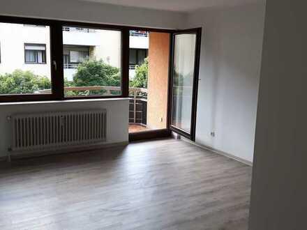 Schönes, ruhiges, ca. 35 qm großes Einzimmerapartment mit Balkon, Waldstadt-Feldlage 10 Min. zur Uni