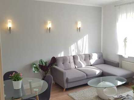 Hochwertig möblierte und top ausgestattete 2 Zimmer Wohnung in LU-Zentrum