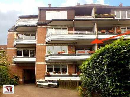 Hübsche 3-Zimmer-Wohnung in guter Wohnlage