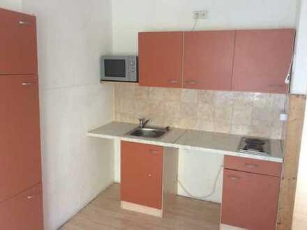 gepflegte Ein-Zimmer-Wohnung