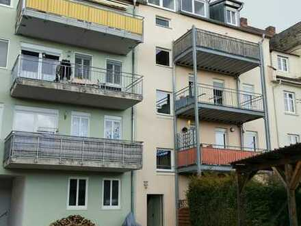 Hübsche 3-Zimmerwohnung mit Balkon am Rande der Innenstadt