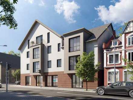 Praxis oder Einzelhandel Neubau im Stadtzentrum von Griesheim von 86 bis 176 qm
