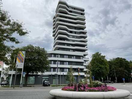 """Modernes Wohnen im preisgekrönten """"IN-Tower"""""""