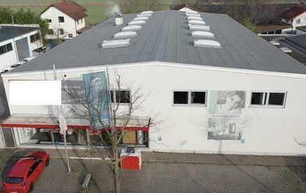 Unternehmervilla für höchste Ansprüche + Halle und Verkaufsfläche in Arheilgen