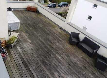 Terrassenwohnung 3Zimmer Maisonette mit Balkon und Terrassen