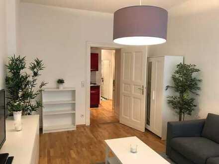 ERSTBEZUG: möbliertes Apartment im Herzen von Friedrichshain/ furnished studio in Friedrichhain